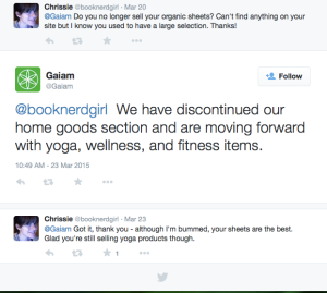 Screen Shot from Gaiam twitter feed t 2015-08-15 at 12.13.16 PM