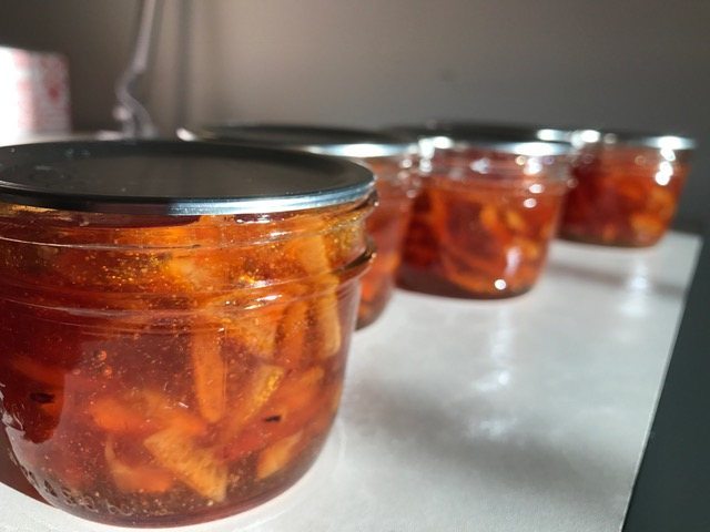 jam in jars